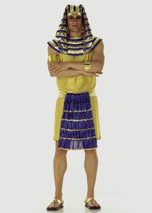 Как сшить убор фараона