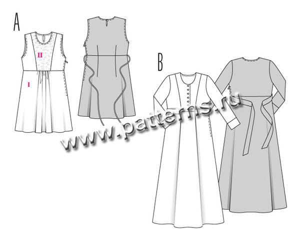 Ниже представлены все результаты которые были собраны во время поиска выкройка платья с завышенной талией картинок по