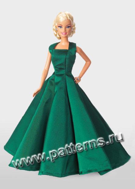 7336 — Платье для куклы
