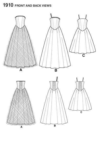 и Свадебное платье - S1910