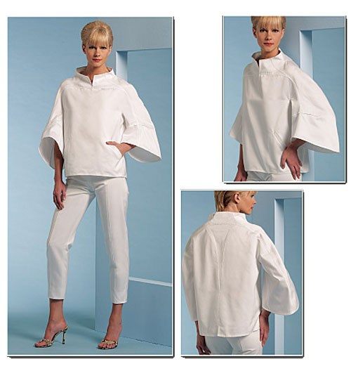 Сшить летний костюм для женщин 124
