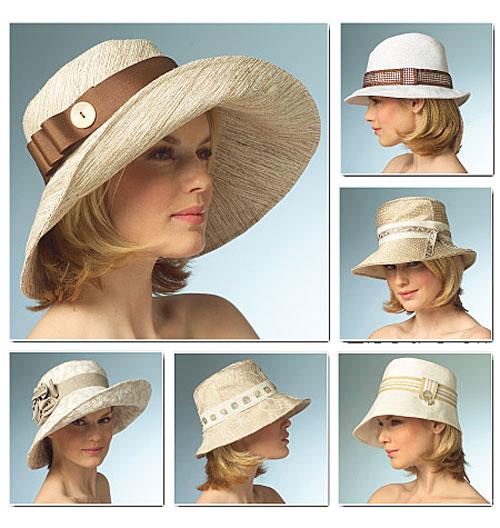 Шляпы сшить своими руками