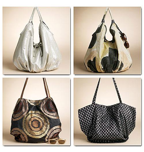 Сумка выкройка. - Каталог сумочек, клатчей, портфелей, чемоданов и рюкзаков 2015 года