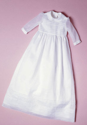 Выкройка платья на крещение