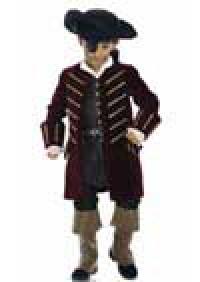 Выкройка Burda (Бурда) 2452 — Пират