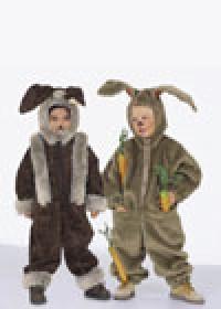 Выкройка Burda (Бурда) 2806 — Кролики (снята с производства)