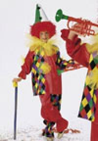 Выкройка Burda (Бурда) 4101 — Клоун (снята с производства)