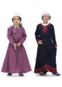 Выкройка Burda (Бурда) 9658 — Старинное платье (снята с производства)